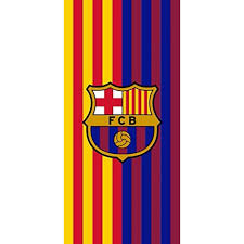 See more of fc barçelona:més que un club on facebook. Mes Que Un Club Fc Barcelona Soccer Team Two Tone Beach Towel Walmart Com Walmart Com