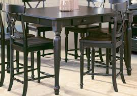 high square dining table homelegance expedition counter height dining table 715 36