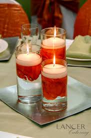 Simple Candle Decoration 17 Best Images About 15 Centerpieces Decorations On Pinterest