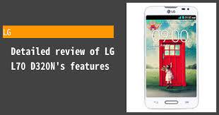 LG L70 D320N - Features and reviews ...
