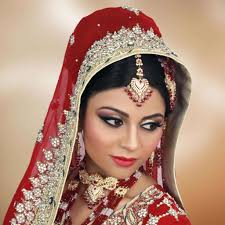 With asian brides one
