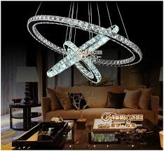 high quality hotel chandelier lamp circle crystal chandelier led lighting md8826