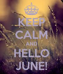 keep calm hello june photo