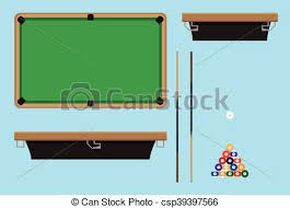 pool table clipart side view. Brilliant View Pool Table Top Side Billiard And Snooker Table Game On Table Clipart Side View V