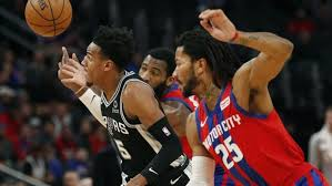 Wood Scores Career High 28 As Pistons Blow Out Spurs Woai