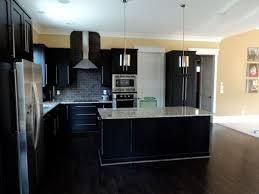 dark wood floor kitchen. Hardwood Floor In Kitchen House Dark Wood