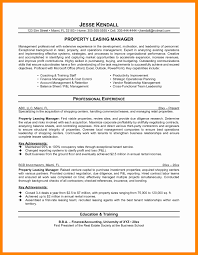 Resume For Leasing Agent With No Experience Perfect New Real Estate Agent Resume No Experience Photos 15