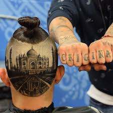 Cross Haircut Design 26 Nice Fade Design Haircuts Men Haircuts Trends