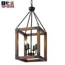 <b>Wood</b> Unbranded <b>Pendant Modern</b> Chandeliers & Ceiling Fixtures ...