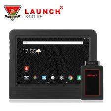Original <b>Launch X431</b> V+ Wifi/Bluetooth Global Version <b>Full System</b> ...