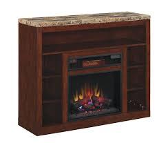 47 5 adams empire cherry entertainment center electric fireplace