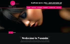 makeup artist websites templates modern template for makeup artist free website templates download