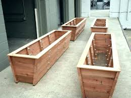 large planter boxes best wood for planter box large planter boxes large wooden planters medium size large planter boxes