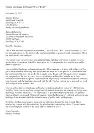 Architecture Cover Letter Sample Beautiful Architecture Cover Letter ...