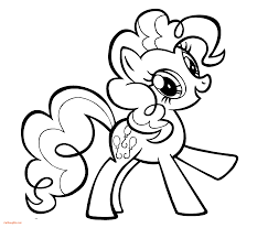 New My Little Pony Coloring Pages Pinkie Pie Of Rainbow Dash Bookoad