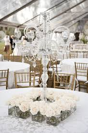 popular chandelier wedding cool chandelier wedding centerpieces