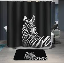 shower curtain dolphin bath curtain animal fabric 3d waterproof shark whals sea turtle blue cartoon curtain for bathroom hooks aliexpress