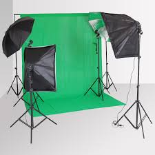 backdrop kit photography softbox lighting kit 4 lamp holder softbox light stand reflective umbrella
