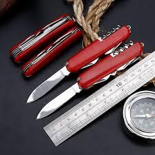<b>Multifunctional Knife Folding</b> Tool Hunting <b>Outdoor</b> Survival <b>Knives</b> ...