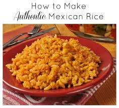 authentic mexican rice.  Authentic Howtomakeauthenticmexicanrice Intended Authentic Mexican Rice