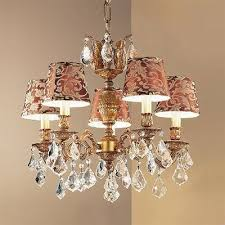 classic lighting 57375 agp sc cau 5 light chandelier in aged pewter with swarovski spectra crystal
