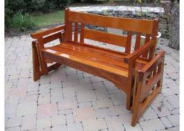 front porch bench materials to consider awesome home furniture idea of outdoor glider bench designed