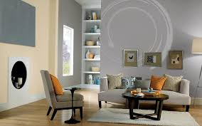 paint color ideas for living roomLiving Room  Paint Color Selector  The Home Depot