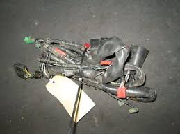 honda cb500 cb 500 98 main wiring harness loom description image is loading honda cb500 cb 500 98 main wiring harness