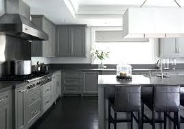 gray kitchen cabinets concrete countertops quartz ideas for