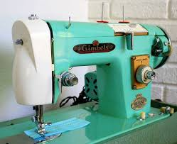 Gimbels Sewing Machine For Sale