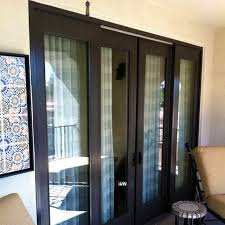 awesome sliding patio doors with built in blinds on wish french 4 50137
