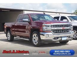 2017 used Chevrolet Silverado 1500 Truck for Sale - G205149A