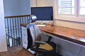 office countertops. Guanacaste (Parota) Wood Slab Floating Countertop Office Countertops