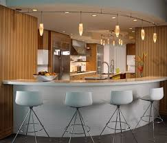 modern curved kitchen island. Amazing Modern Curved Kitchen Design Ideas Island