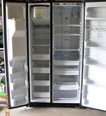 ge profile arctica refrigerator. Picture Of Falling Freezer Shelves Fix Ge Profile Arctica Refrigerator