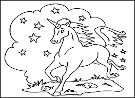 Small Picture Free Printable Unicorn Coloring Pages For Kids And Color itgodme