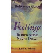 Feelings Buried Alive Never Die Chart Feelings Buried Alive Never Die Reference Guide