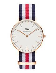 womens watches buy watches for women online myer classic canterbury 36mm rose gold watch