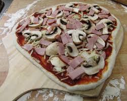 Baka egen pizza