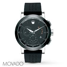 kay movado men s watch museum sport 606545 hover to zoom