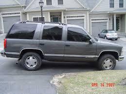 1999 Chevrolet Tahoe Specs and Photos | StrongAuto