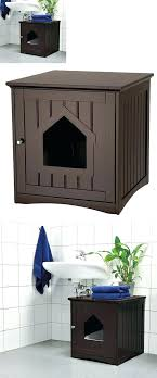 litter box furniture cat enclosed covered. Covered Cat Litter Box Australia Enclosed Furniture Boxes End Table Kitty M