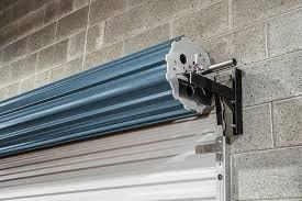 Steel Metal Roll Up Doors Overhead Steel Door