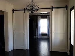 bedroom exterior sliding barn door track system. Items Similar To Custom Double Barn Doors Including Track System On Etsy Bedroom Exterior Sliding Door S