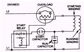 wiring diagram for a air conditioner run capacitor wiring split ac capacitor wiring diagram split image on wiring diagram for a air conditioner