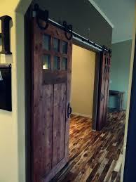 office barn doors. home office barn doors glass space