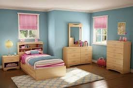 blue wall paint bedroom. Brilliant Blue Natural Blue And Pink Bedroom Throughout Wall Paint P