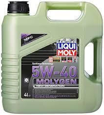 liqui moly molygen new generation 5w 40 acea a3 acea b4 api sn