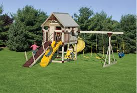 vinyl picnic tables suitable for the entire family and comfortable loveseat swings enjoy precious time with your children playing outdoors together