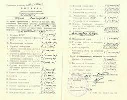 Сайт выпускников КВОКДКУ им М В Фрунзе Диплом 1983 год Нажмите чтобы увеличить в новом окне